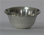 Offering Bowls, White Metal, 3 inch/8cm