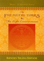 Five Buddha Families and the Eight Consciousnesses