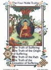 Four Noble Truths, 5x7, Laminated