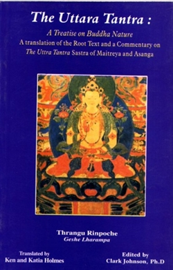 Uttara Tantra: A Treatise on Buddha Nature