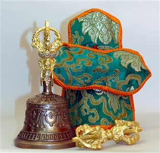 Bell & Dorje,  Case Included