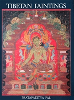 Tibetan Paintings : A study of Tibetan Thankas