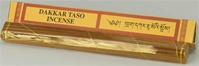 "Dakkar Taso Incense 10"" stick"