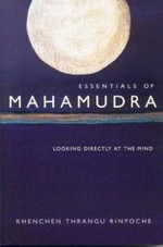 Essentials of Mahamudra: Looking Directly at the Mind <br>  By: Thrangu Rinpoche