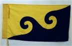 Namkhyen Banner, Dream Flag, small. 24  x 14.25 inch