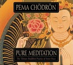 Pure Meditation, The Tibetan Buddhist Practice of Inner Peace, CD <br> By: Pema Chodron