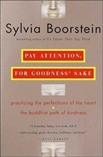 Pay Attention, for Goodness' Sake: Practicing The Buddhist Path of Kindness