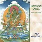 Tara Mantras, CD <br> By: Jamyang Sakya