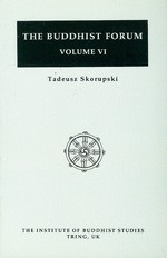 Buddhist Forum, Volume VI