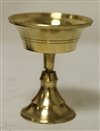 Butterlamp, Brass,
