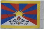 Tibetan National Flag, large