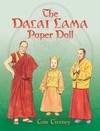 Dalai Lama Paper Doll <br> By: Tom Tierney