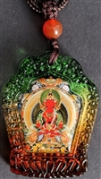 Amitayus Pendant Glass