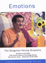 Emotions, Audio CD <br>  By: Ponlop Rinpoche