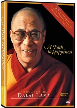 Path to Happiness: Guide to Live a Balanced Life (DVD) <br> By: Dalai Lama