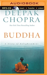 Buddha: A Story of Enlightenment (MP3 CD) <br> By: Deepak Chopra
