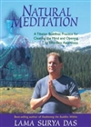 Natural Meditation (DVD), Lama Surya Das