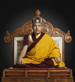 Photo H.H. Karmapa #9