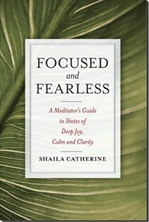 Focused and Fearless: A Meditator's Guide to States of Deep Joy, Calm, and Clarity <br> By: Catherine Shaila