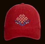 Baseball cap: Eternal Knot