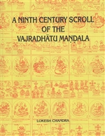 Ninth Century Scroll of the Vajradhatu Mandala, Lokesh Chandra