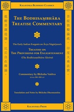 Bodhisambhara Treatise Commentary: Treatise on the Provisions for Enlightenment <br> Nagarjuna