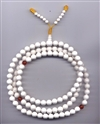 Mala Mother of Pearl, 10 mm, 108 beads