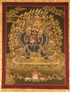 Thangka Yamantaka