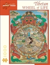 Tibetan Wheel of Life, Jigsaw Puzzle