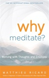 Why Meditate: Working with Thoughts and Emotions