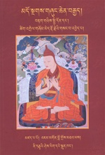 brtag  gnyis sbyi don dang tshig 'grel gZhom med rdo r rje'i gsang ba 'byed pa (Tibetan Only) <br>  By: Jamgon Kongtrul Lodro Thaye