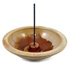 Incense Holder Prism Wheel , Ceramic, 4.5 inch(Shoyeido)