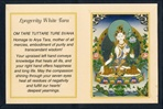 Folding Thangka: White Tara Longevity