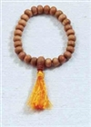 Wrist Mala Sandalwood, 010 mm, 21 beads