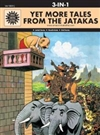 Yet More Tales From The Jatakas (Amar Chitra Katha) 3-in-1