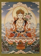 Chenrezig: The Great Bodhisattva of Compassion