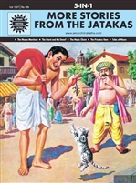 More Stories from the Jatakas 5-in-1