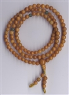 Mala Yellow Jasper, 06 mm, 108 beads