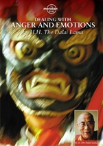 Dealing With Anger And Emotions, H.H. the Dalai Lama (DVD)