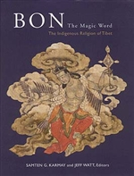 Bon: The Magic Word: The Indigenous Religion of Tibet (Paperback)