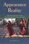 Appearance and Reality: The Two Truths in the Four Buddhist Tenet Systems Guy Newland