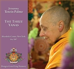 Three Yanas (MP3 CD)  Jetsunma Tenzin Palmo