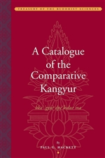 Catalogue of the Comparative KangyurSix Perfections