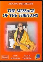 Message of the Tibetans  Arnaud Desjardins