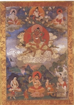 Tsong Khapa on Tiger
