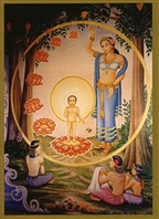 Birth of Prince Siddhartha
