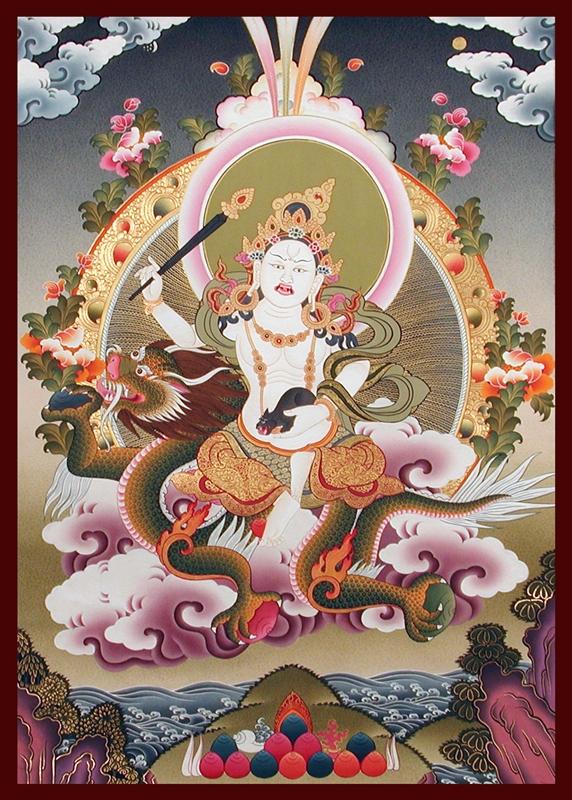 Tibetan Buddhist Deity Pictures