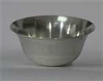 Offering Bowls, White Metal, set of seven