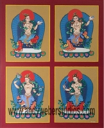 Eight Offering Goddesses
