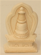 Statue Stupa, 1.5 inch, Resin